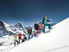 Stay in the Jungfrau Ski Region and Ski for Free