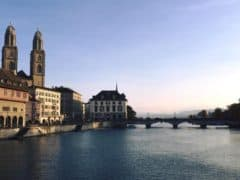 What's On in Zurich End of October Early November 2017
