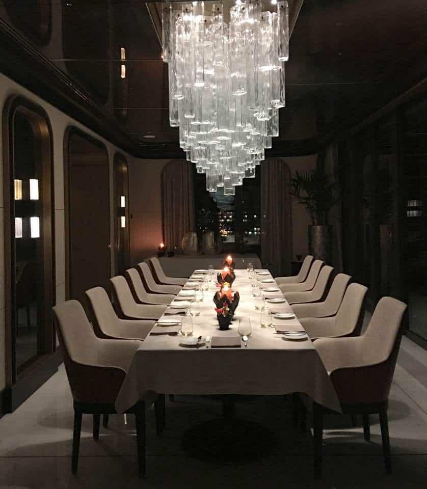 Hotel Atlantis by Giardino Restaurant Ecco