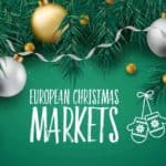 Popular Christmas Markets in Germany, France and Austria 2015