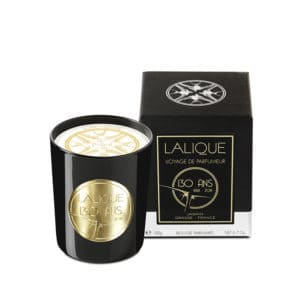 Lalique scented candle