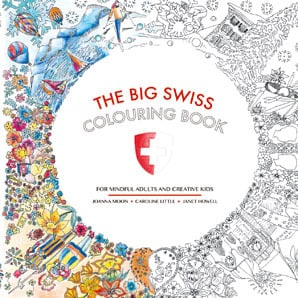 The big swiss colouring book