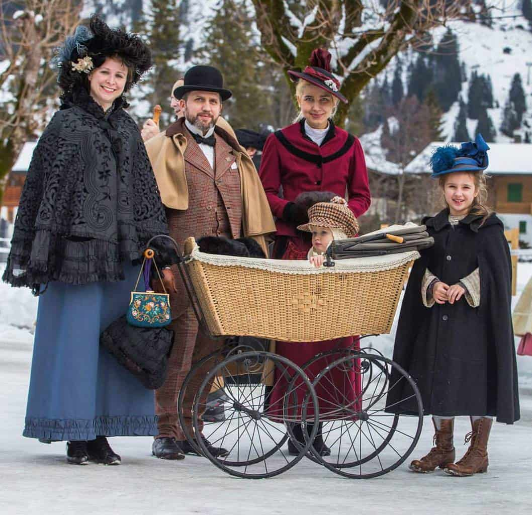 Belle Epoque Week Kandersteg