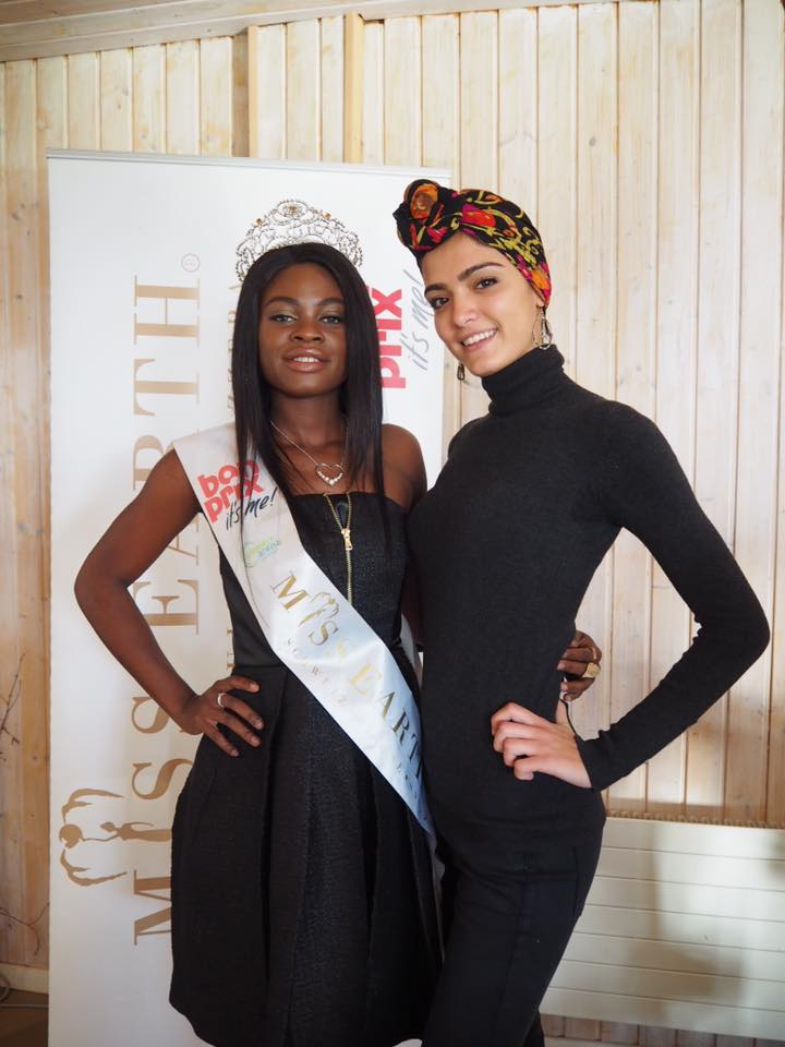 Miss Earth Schweiz - Beauty in the Barn at Bauer Fritz