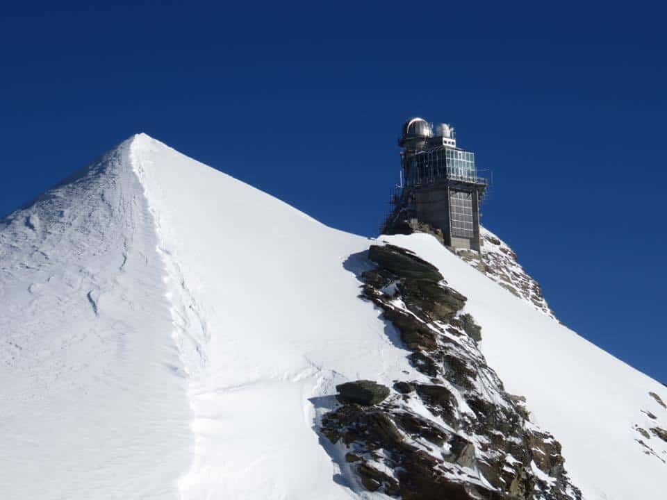 Sphinx Jungfraujoch Switzerland