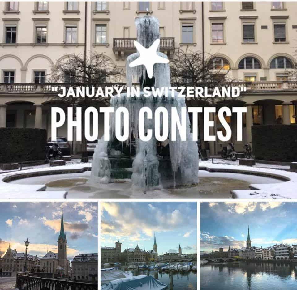NewInZurich January Photo Contest