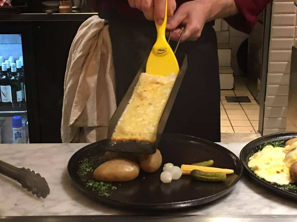 Cheese Fun at the Raclette Factory Zurich