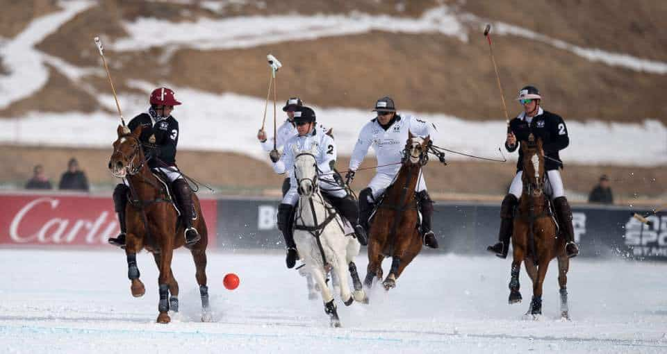St Moritz Snow Polo World Cup