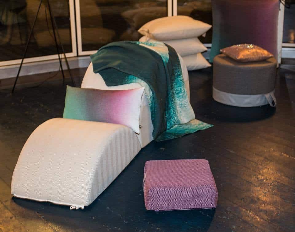 Swiss Cushion Brand Arit Spring Summer Launch Quai 61