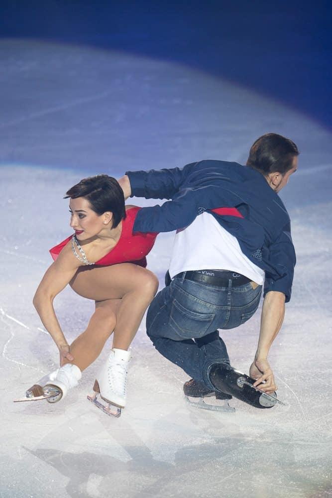 Ksenia Stolbova and Fedor Klimov Art On Ice 2017