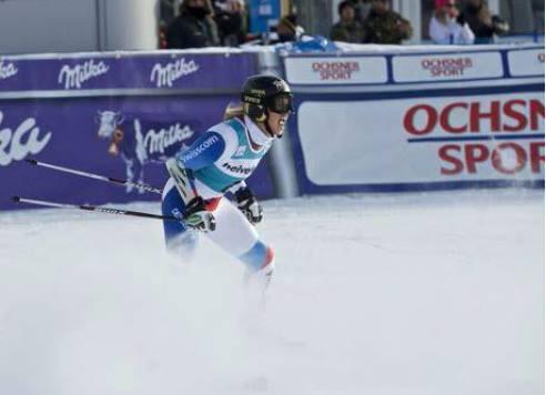 FIS Ski Championships St Moritz