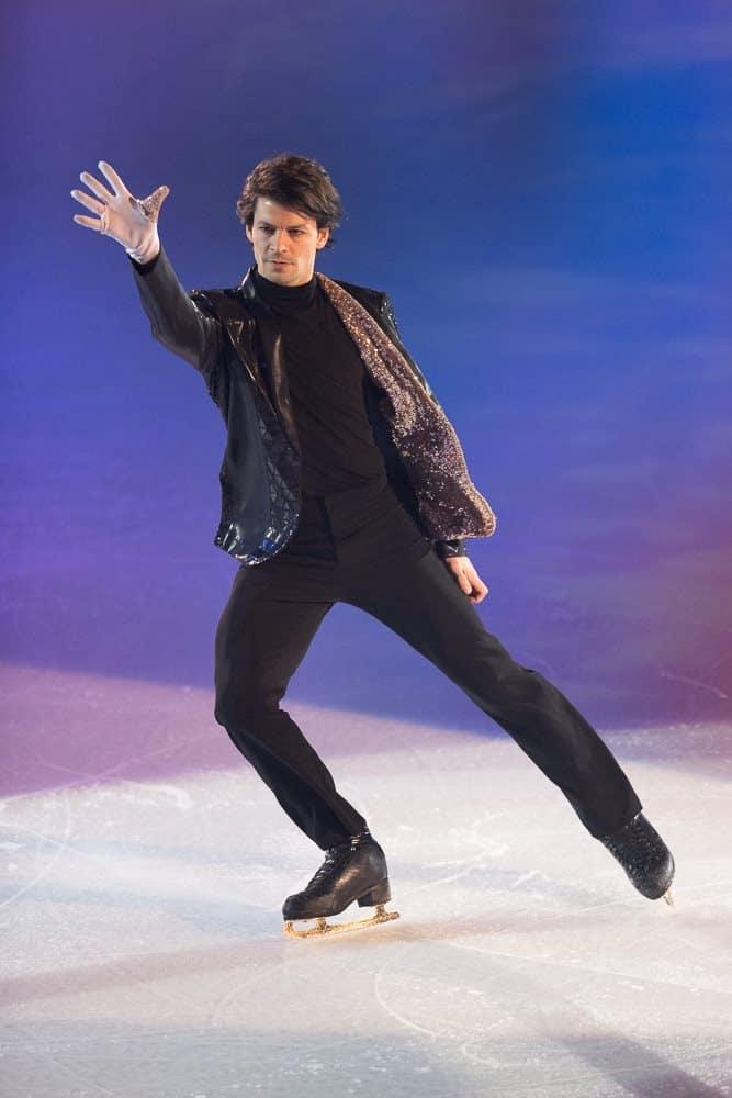 Stephane Lambiel Art On Ice 2017