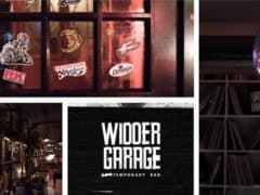 Cool New Bar in Zurich – Widder Garage
