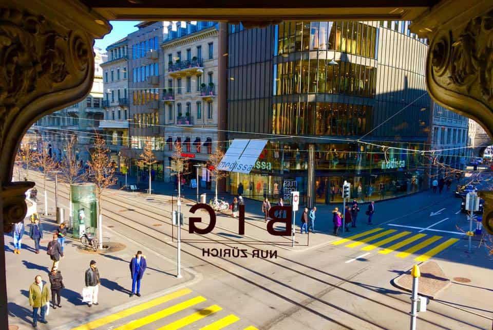 BIG Bang! Reopening of BIG Zurich