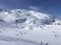 Skiing in Davos/Klosters, Flims/Laax and Lenzerheide