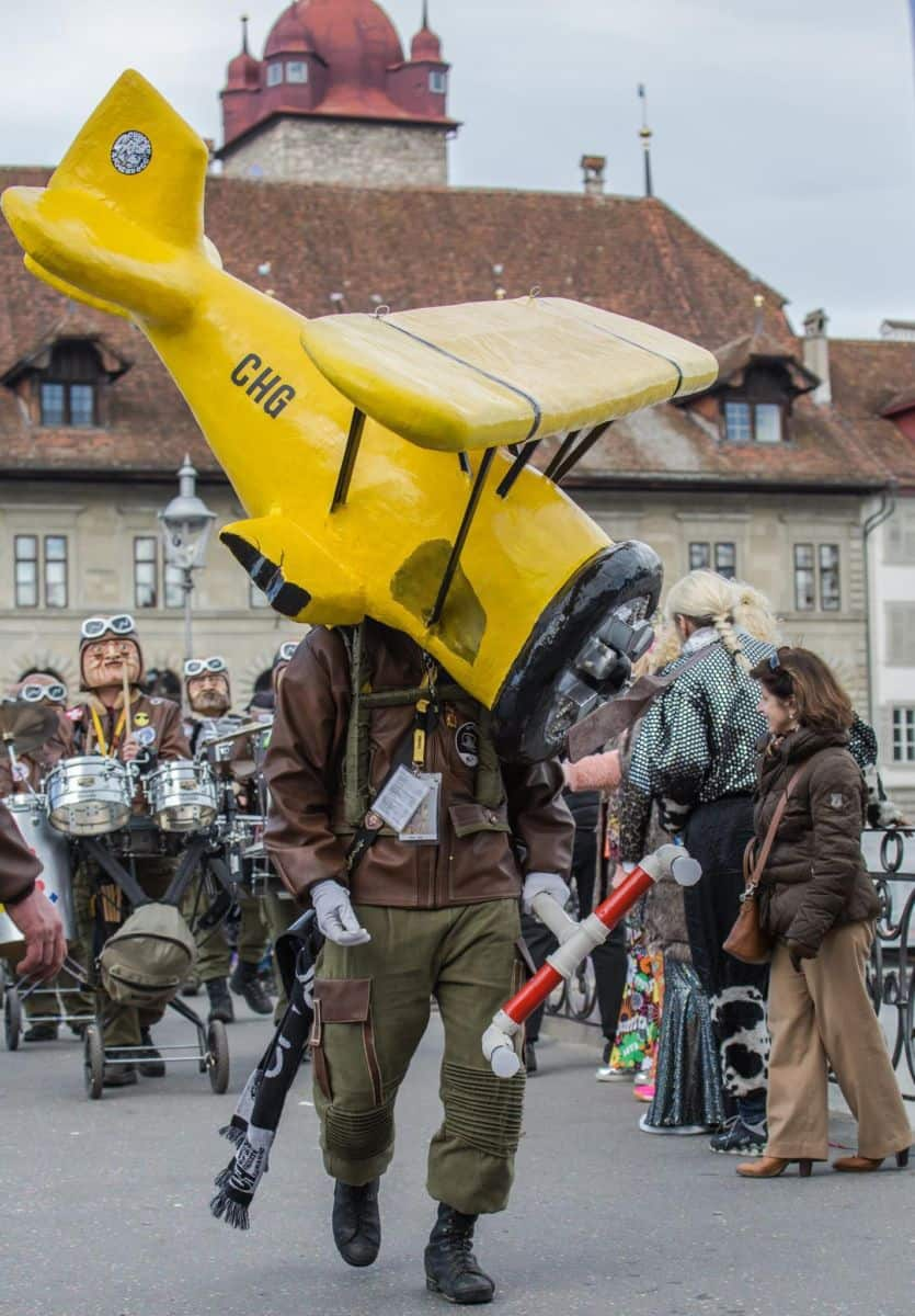 Photos of the lucern Carnival