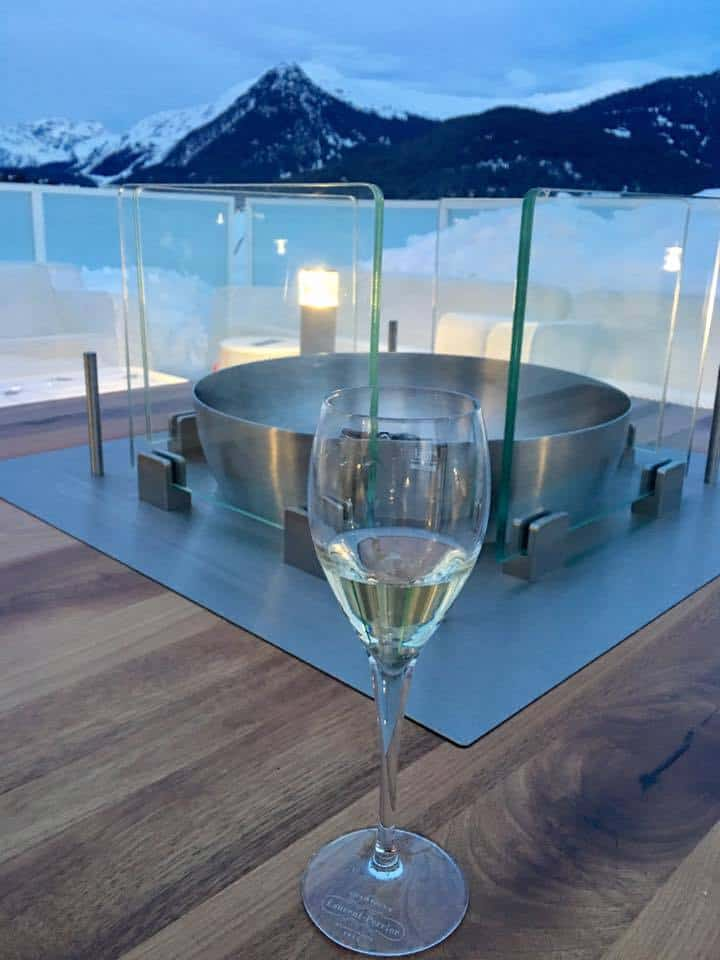 Hotel Spenglers In the Heart of Davos