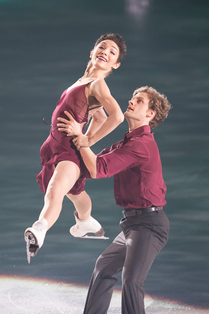 Meryl Davis and Charlie White Art On Ice 2017