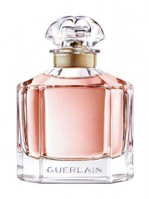Guerlain's new perfume Mon Guerlain