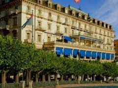 Royal treatment in Lugano: Hotel Splendide Royal