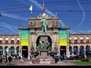Freisein leisure exhibition Zurich