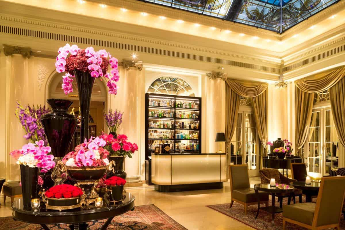 Stately Pleasures at the Hotel Bellevue Palace Bern