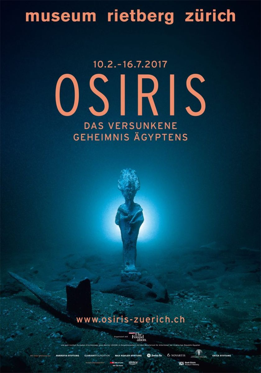 Osiris Exhibition Zurich