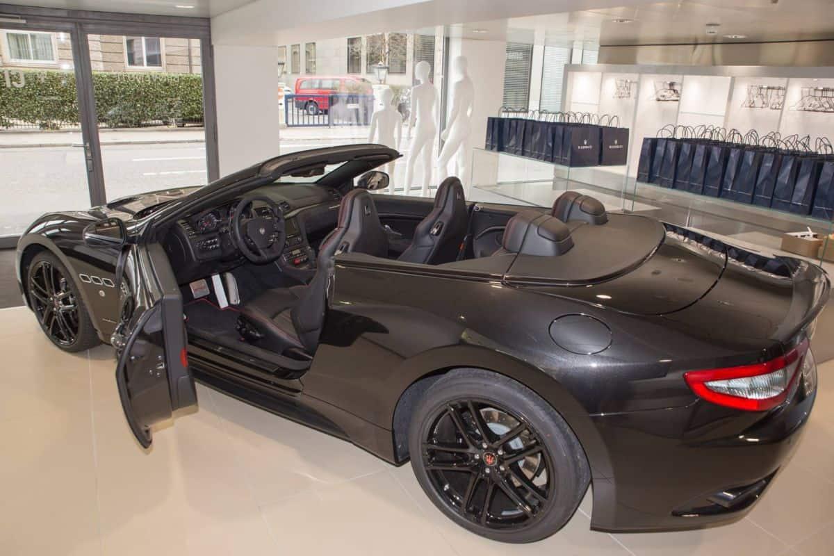 Maserati City Showroom Zurich