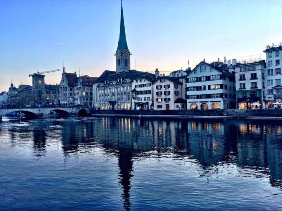What's On In Zurich Early March 2017 Onwards
