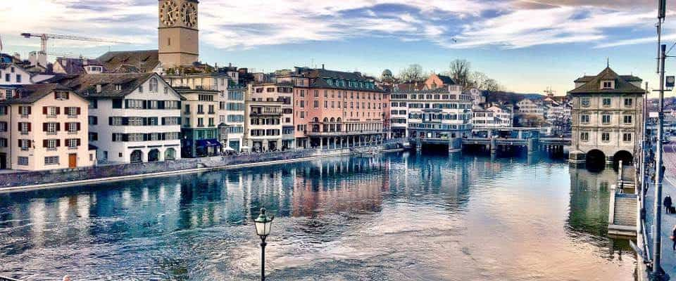 What's On In Zurich Mid to End April 2019