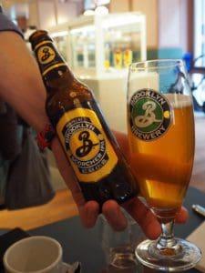 Beer at Helvti Diner Zurich