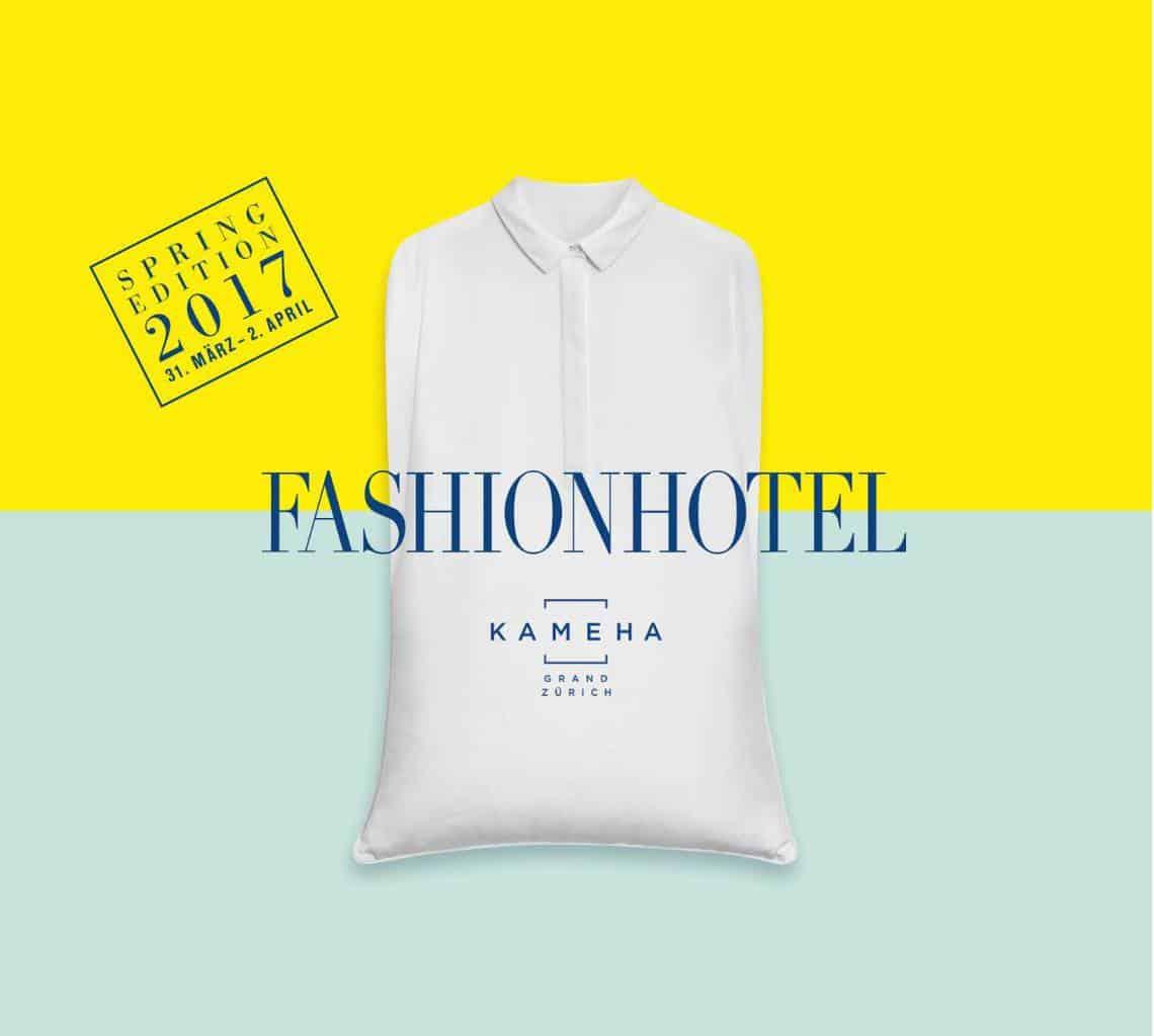 Fashion Hotel Zurich 2017