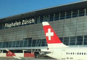 BSCC Tour of the Swiss Operations Centre at Zurich Airport