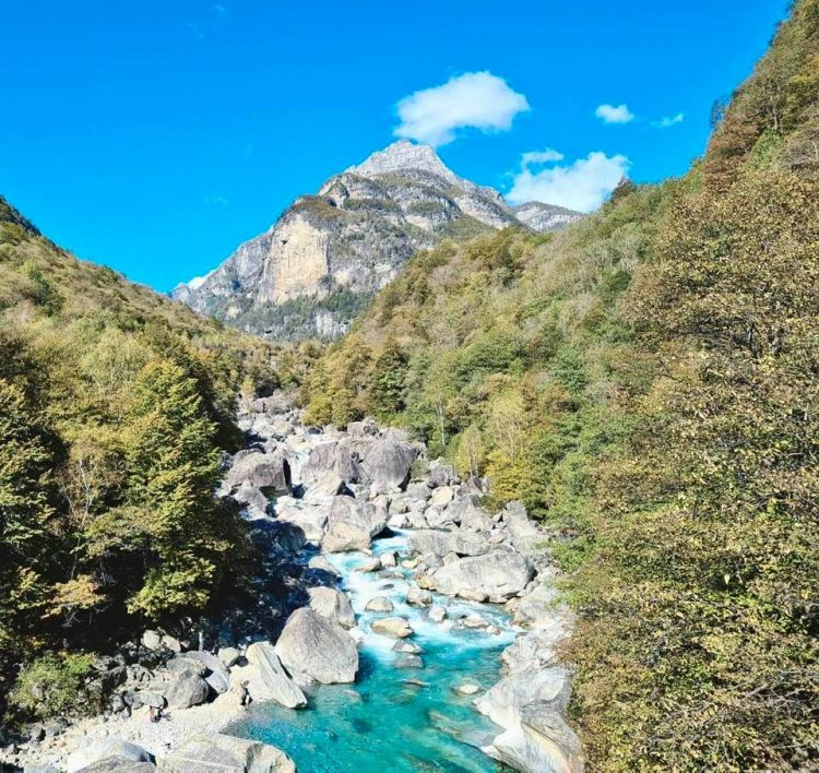Valle Versasca Ticino