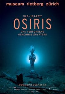 OSIRIS Egypt's Sunken Treasure at Museum Rietberg