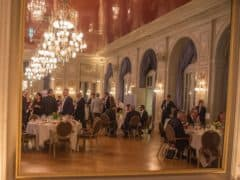 Sapori Ticino Gala Dinner at Bellevue Palace Bern