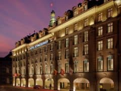 Hotel Schweizerhof Bern – Luxury Hotel of the Year