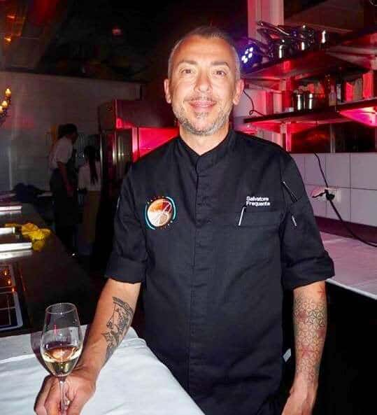 Chef Salvatore Frequente Eden Roc Hotel Ascona