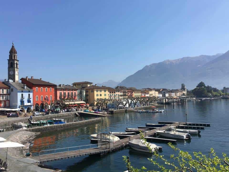 Ascona Ticino Switzerland