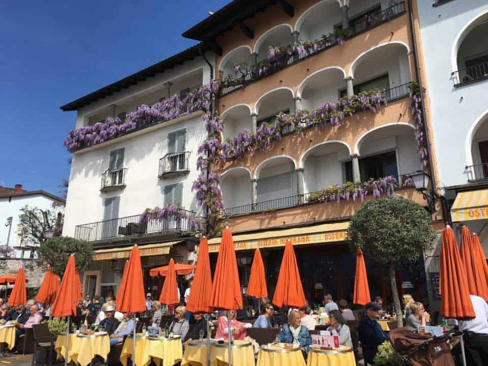 Ascona in Ticino