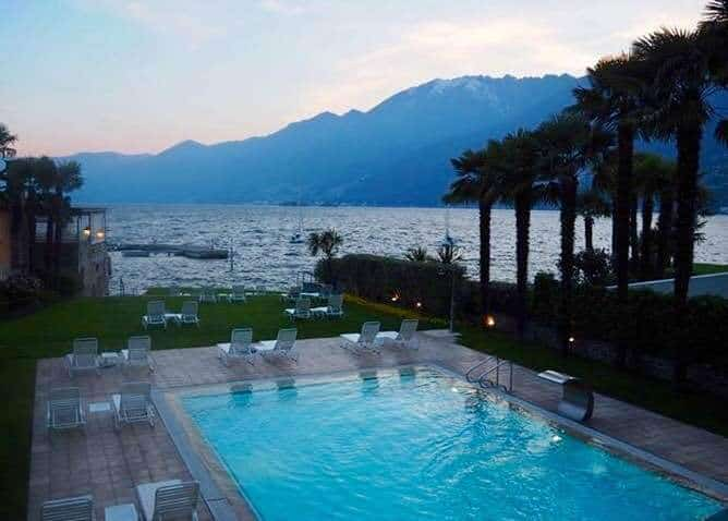 A taste of Paradise at the Hotel Eden Ascona