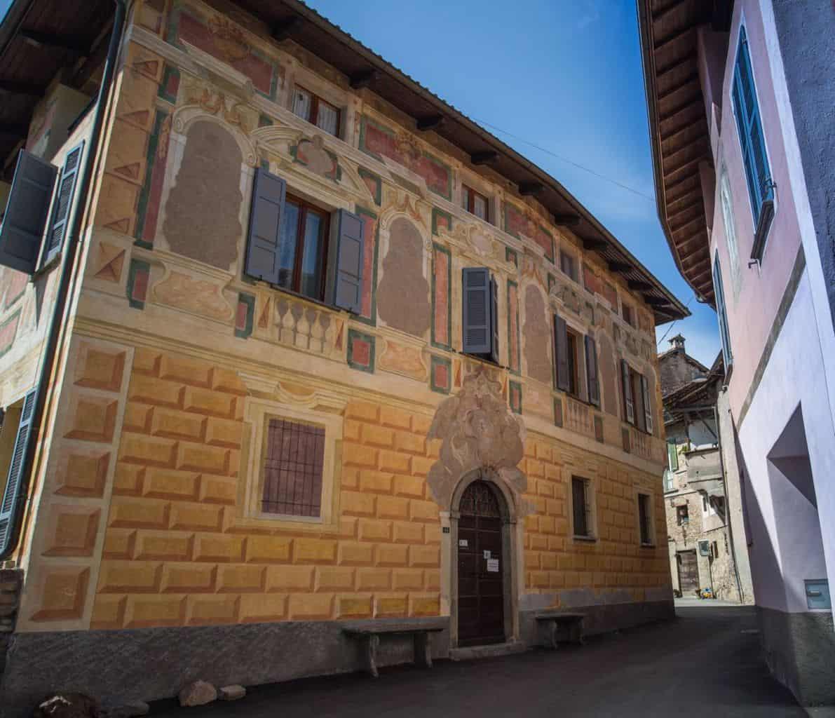 Carona - a Hidden Gem in the Ticino
