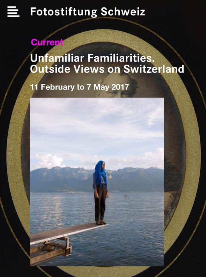 Unfamiliar Familiarities Outside Views on Switzerland