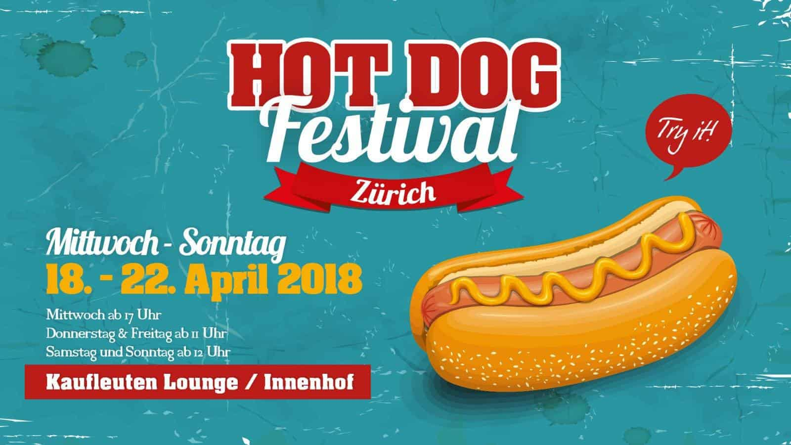 HOT DOG FESTIVAL ZURICH