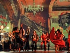 Dance Musical Soy de Cuba in Zurich and Basel