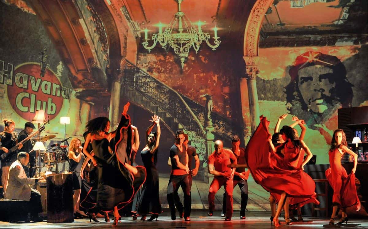 Dance Musical Soy de Cuba in Zurich and Basel Photo credit_philippe_fretault