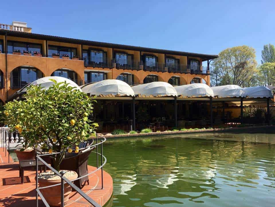 An Oasis of Relaxation at the Hotel Giardino Ascona