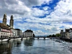 What's On in Zurich Mid May 2017 Onwards
