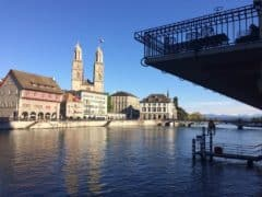 What's On in Zurich Mid Late May 2017 Onwards