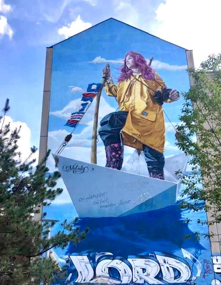 Zurich's Colourful Street Art and Graffiti